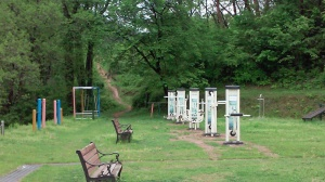 Outdoor gym 3